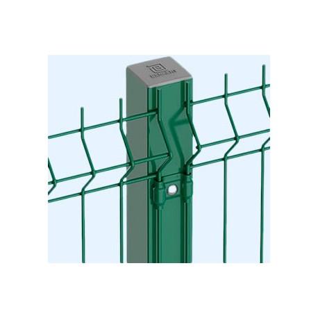 Poste Caño 60x60 X 2,00 M Verde