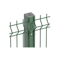 Poste Caño 60x60 X 1,00 M Verde