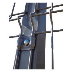 Malla Acmafor 3d De 2,50 X 0,98 M 4 Mm Negro