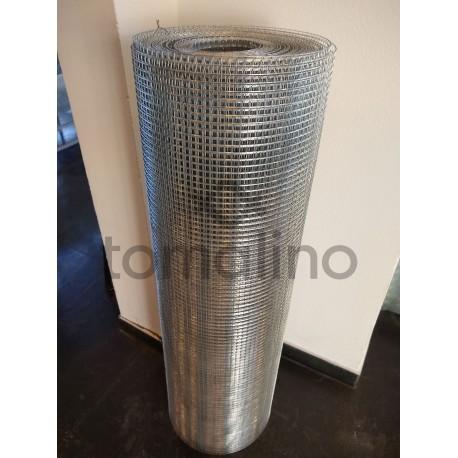 Malla Soldada Galvanizada 15 X 15 X 1.50 Mm X 1.50 M